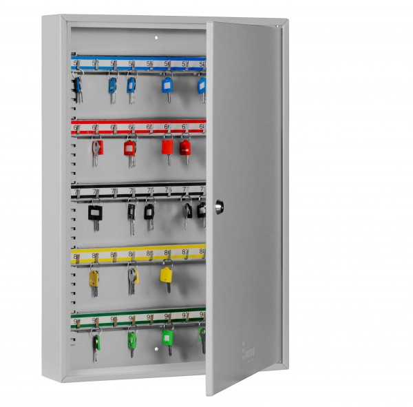 Key cabinet FORMAT S 100 - half open and with decoration