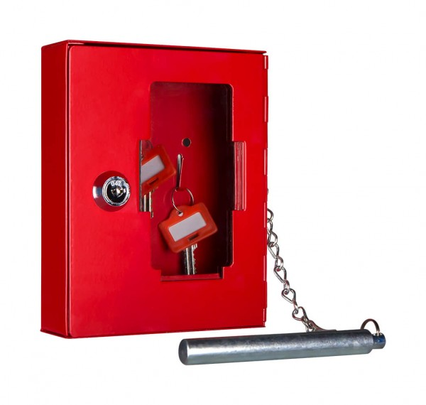 Emergency key box FORMAT NS 2 closed