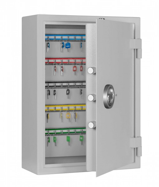 Key Safe Format ST 200 filled and half open