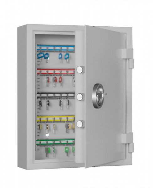 Key safe ST 100 - half open and with decoration