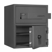 Deposit Safe FORMAT Gemini Pro DI 97 empty and open
