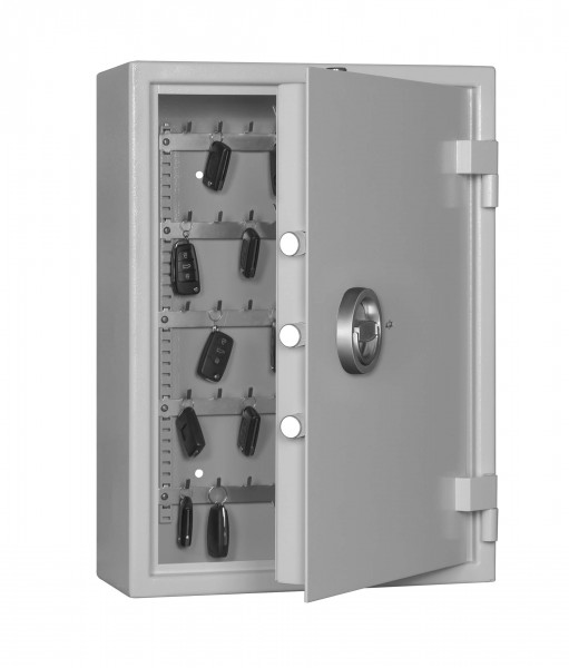 Car Key Safe Format ST 70 AS filled and half open