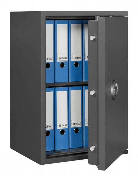 Furniture Safe Eurograde 1 FORMAT Lyra 4 half open and filled