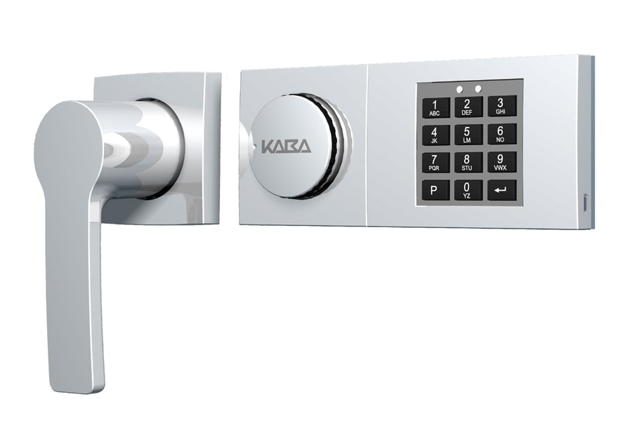 Digital Key Lock Mauer Code Kombi B-30