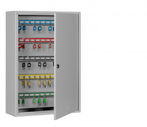 Key cabinet FORMAT S 200 - half open and with decoration